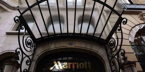 Le Marriott des Champs-Elysées passe aux mains des Hongkongais | Hotels | Scoop.it