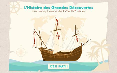 Des serious games pour l'histoire, la géographie - DANE Académie de Dijon | Usages numériques et Histoire Géographie | Scoop.it
