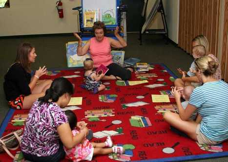 Library helps babies learn to love books - Florida Times-Union   Libraries: Books Plus   Scoop.it