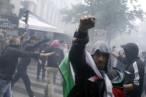 Honderden mensen vast in synagoge door anti-Israelische protesten in Parijs | Israëlisch-Arabisch conflict | Scoop.it