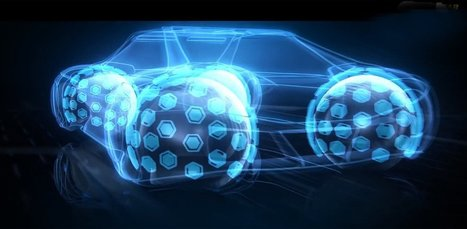Goodyear's Awesome New Spherical Tire Design For Autonomous Cars - Singularity HUB | Scoopamo awesome | Scoop.it