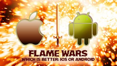iOS vs. Android: Your Best Arguments | Mobile-App-Development | Scoop.it