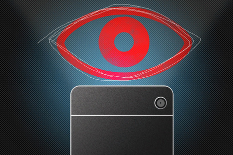 Eye-tracking system uses ordinary cellphone camera | Jeff Morris | Scoop.it