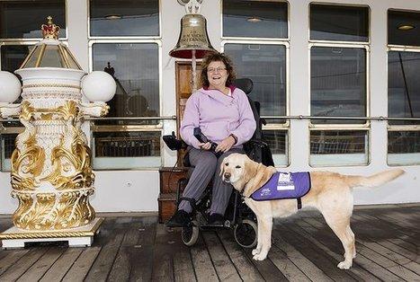 Tweet from @britanniayacht | Accessible Tourism | Scoop.it