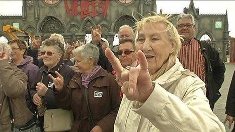 Hellfest : des retraités visitent le site du festival | Kultur | Scoop.it