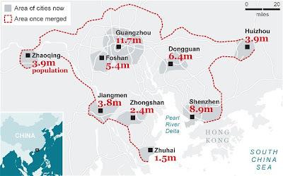TRANSIT-CITY / URBAN & MOBILE THINK TANK: QUEL TYPE DE SUPER-CITY LES CHINOIS PRÉPARENT-ILS ?   indicatif futur   Scoop.it