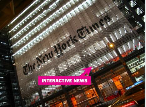 NYT: 'Construimos la Internet en la esfera del periodismo' | Clases ... | Periodismo a secas | Scoop.it