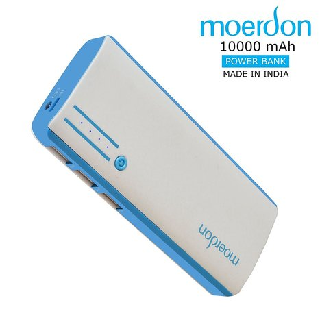 MOERDON Power Bank for Mobile 10000 mAh with 3 USB: Amazon.in: Electronics | F-EYE Power Bank,Selfie Stick,Speaker & Other Mobile Accessories at Amazon | Scoop.it