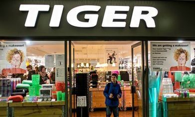 Posh pound shop: Tiger sinks its claws into UK high street - The Times Herald | Sustainability At It's Finest | Scoop.it