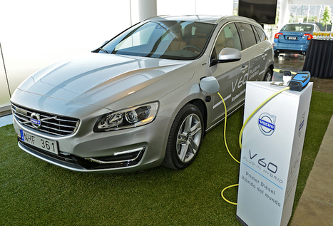 Volvo V60 Plug-in Hybrid en Chile: precio y especificaciones en Latam Review | Cars Reviews and News | Scoop.it