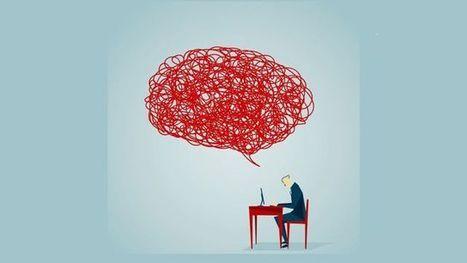 Je pense trop, je me prends trop la tête et ça bloque | Relaxation Dynamique | Scoop.it
