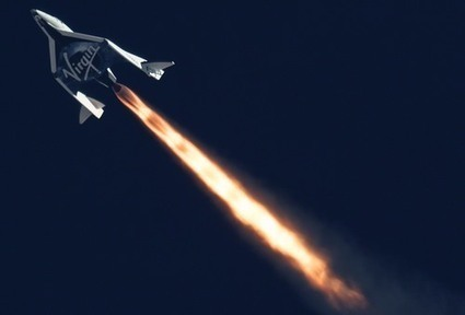 SpaceShipTwo flies a little higher and a little faster | NewSpace Journal | The NewSpace Daily | Scoop.it