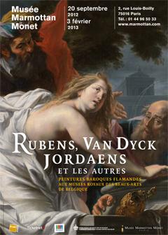 Rubens, Van Dyck, Jordaens et les autres - Musée Marmottan Monet - du 20 septembre au 3 janvier | Les expositions | Scoop.it