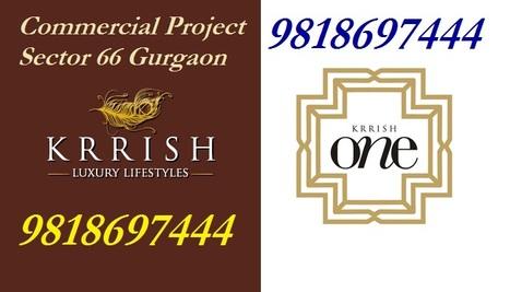 Krrish one Shops 9818697444 krrish one golf course extension roa | Krrishonegurgaon | Scoop.it