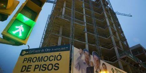 La construcción cae 40 veces desde el clímax de la burbuja - El País.com (España)   365 Inmo   Scoop.it