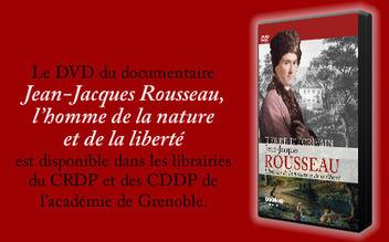 DVD Jean-Jacques Rousseau publié par le CRDP | Actualité Culturelle | Scoop.it