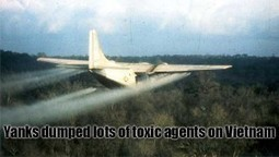 Chemical Weapons, Remember Vietnam #STi | News From Stirring Trouble Internationally | Scoop.it