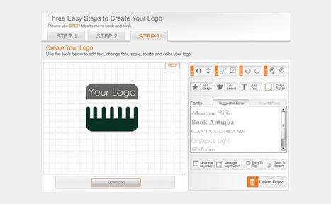 Créer un logo gratuit : les meilleurs outils du Web | Time to Learn | Scoop.it