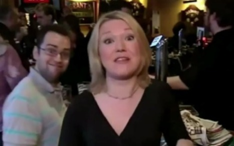 Is This the Best Local News Videobomb Ever? [VIDEO] | The Social Batch News | Scoop.it