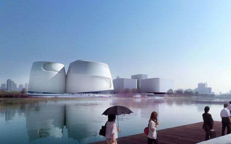 The National Art Museum of China | UNStudio | China | DesignDaily | Architecture, Design, Art, Technology | Scoop.it