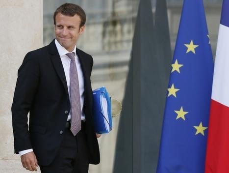 Emmanuel Macron un an après: une loi et de nouvelles ambitions | SandyPims | Scoop.it