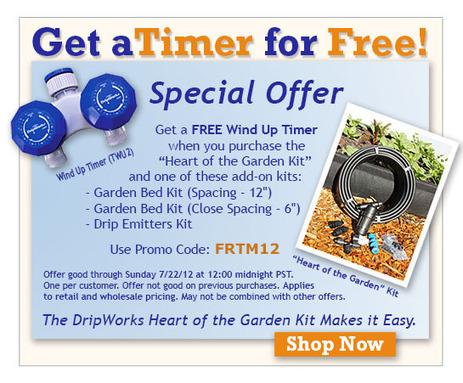 Drip Irrigation - DripWorks Drip Irrigation Systems & Supplies | Annie Haven | Haven Brand | Scoop.it