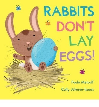 Rabbits don't lay eggs: Story Books For Kids   English Teaching News   Scoop.it