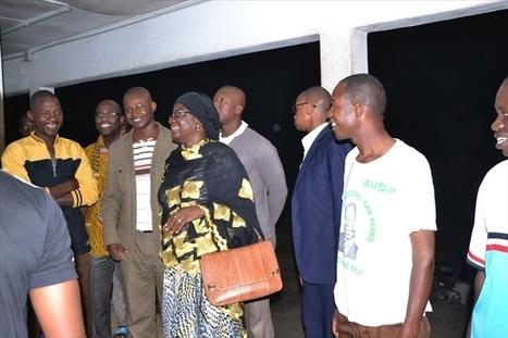 Madame le directeur du Conseil du Cafe-Cacao en visite de travail ... - Abidjan.net   Diprofav cooperative agricole   Scoop.it