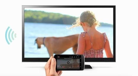 VerkkoAps Blogi: Testissä Chromecast, mikäs laite se tämä on? | Tablet opetuksessa | Scoop.it