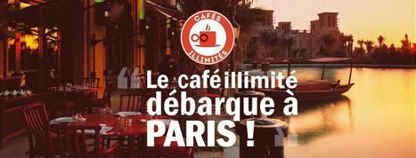 Cafés illimités, le service qui vous offre le café | Epiceries . boutiques . restaurants . Bars | Scoop.it