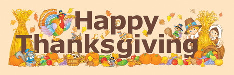 Celebrating Thanksgiving | Articles | CallCenter | Scoop.it