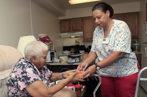 Home-Care Workers Are Vital to Health Care, but Vulnerable | itsyourbiz | Scoop.it