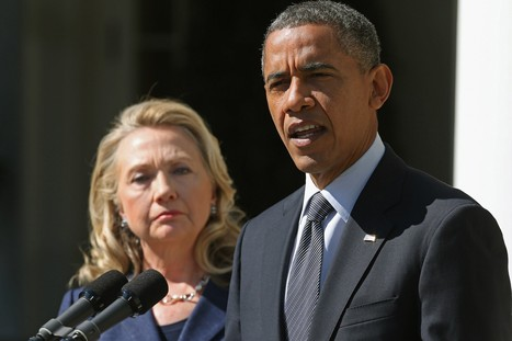 Clinton's tiff with Obama highlights fact that he hasn't groomed a successor - Washington Post | NGOs in Human Rights, Peace and Development | Scoop.it