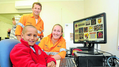 Mine digs in for Bowen community centre - Central Western Daily | Community Learning Centres | Scoop.it