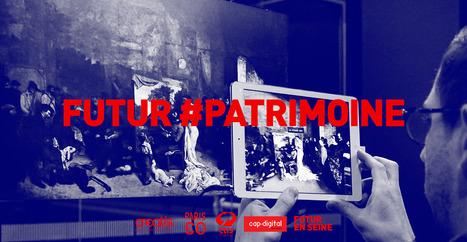FUTUR #patrimoine le 16 sept   CultureRP   Scoop.it