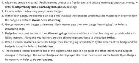 Sign in - Badge List | Badges: Transforming assessment or building a better mousetrap? | Scoop.it