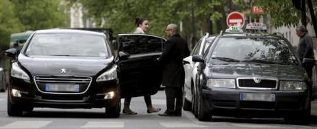 La géolocalisation des taxis disponible à l'automne | Médias sociaux et tourisme | Scoop.it