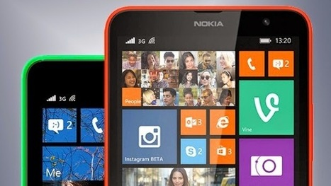 Nokia Lumia Cyan redesign discharged, brings Windows Phone 8.1 | Techno Blog | Technology information | Scoop.it