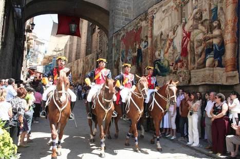 Rutas por Toledo para Corpus Christi 2015 | Cuentame Toledo | eventosenfamilia | Scoop.it