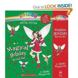 Parenting Times: Rainbow Magic Fairy Books By Daisy Meadows | Totally Christmas! | Scoop.it