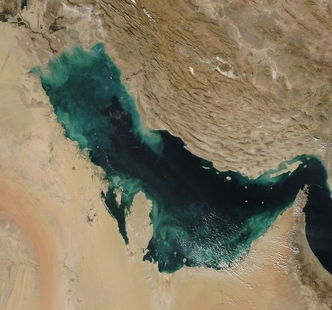 Geography of the UAE | AP Human Geography Digital Knowledge Base | Scoop.it