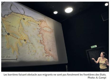 Les frontières européennes se sont refermées sur les migrants | Frontières et espaces frontaliers dans le monde. | Scoop.it