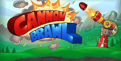 An explosive mix hits PS4 and Xbox One with Cannon Brawl | Video Games | Scoop.it