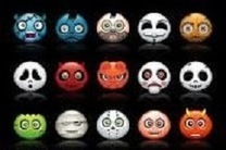 Facebook Halloween Emoticons Icons « New Facebook Tips Tricks | New Facebook Tips Tricks | Scoop.it