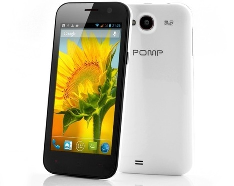 Pomp W89 review - 4.7 inch quad-core, Android 4.2 Jelly Bean   Mobile IT   Scoop.it