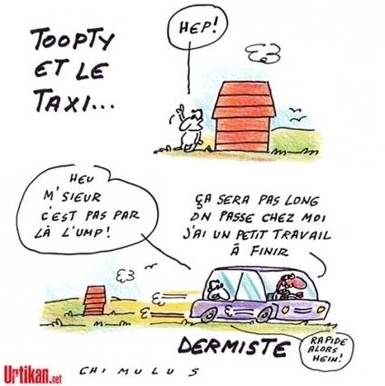 Grève des taxis... | Dessinateurs de presse | Scoop.it