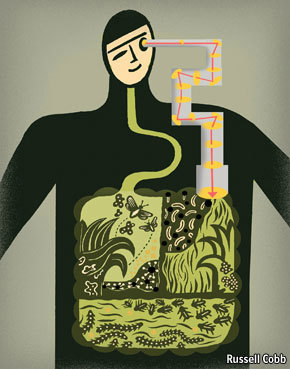 The Human Body as Ecosystem: A Way to Revolutionize Medicine | Science and Other Wild Affairs | Scoop.it
