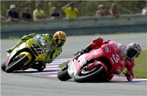 Biaggi: 'I'm blossoming, Rossi wilts' | VisorDown | Ductalk Ducati News | Scoop.it
