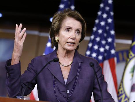 Nancy Pelosi Urged To Stay By Progressives In Last-Minute Bid   Party Ideology in America   Scoop.it