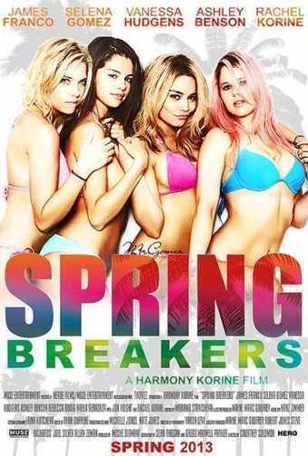 Spring Breakers (2012) [BR-LINE][Castellano LINE Dubbed][Drama ... | Cinema | Scoop.it
